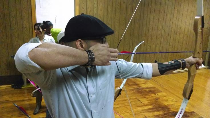 Ready, Aim & Firing at Hidden Gems Archery